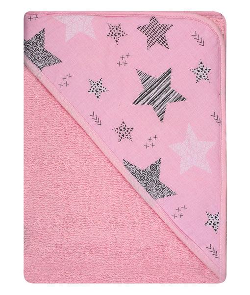 βρεφικη πετσετα με κουκουλα 4