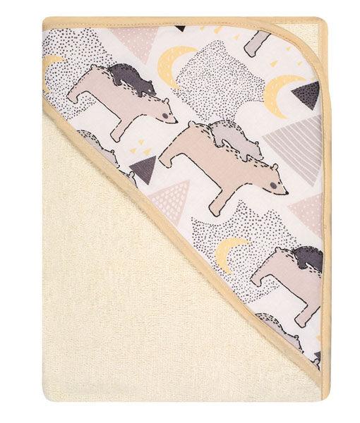 βρεφικη πετσετα με κουκουλα 8