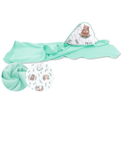 πετσετα με κουκουλα 9