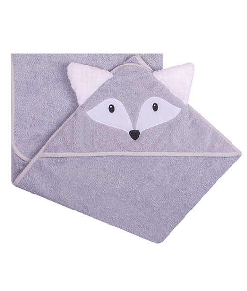 βρεφικη πετσετα με κουκουλα