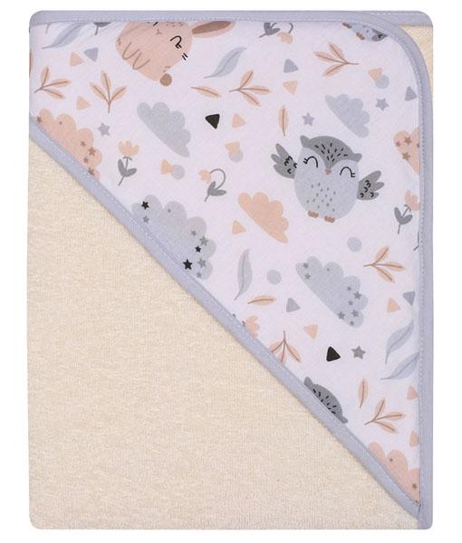 βρεφικη πετσετα με κουκουλα 10