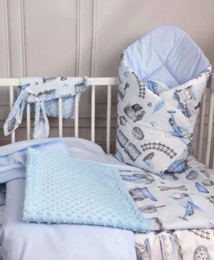 Βρεφικές Κουβέρτες 161
