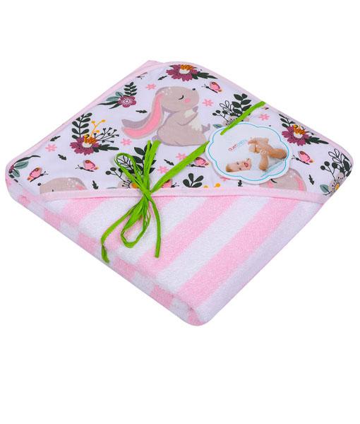 βρεφικη πετσετα με κουκουλα 16